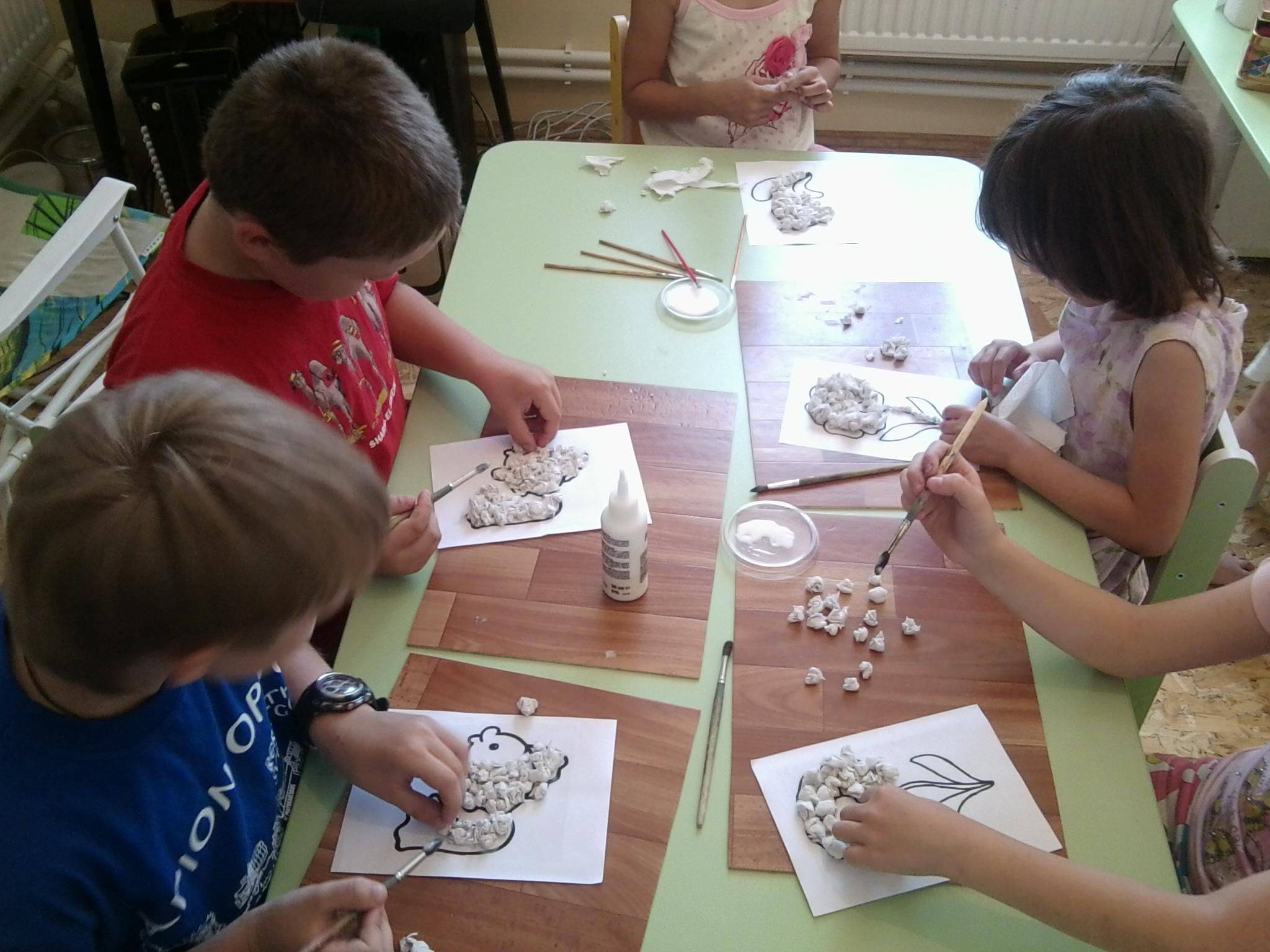 Рисование с детьми 3 4 года фото